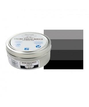 Чернила офортные CHARBONNEL,цвет черный 55981, 200 мл, метал. банка, 331077
