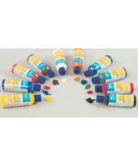 ABIG  LINO Краска на водной основе для линогравюр 160780  80 мл, цвет ультрамарин
