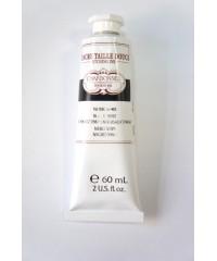0385166 Офортная краска, черный ламповый, 60 мл туба, Франция