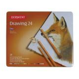 0700672 Derwent Набор цветных карандашей 24 цв