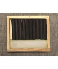 Соус коричневый 10 шт, деревянный пенал  08122015008