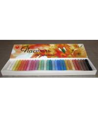 Набор пастели сухой, 08122015019  30 цветов, картонная упаковка