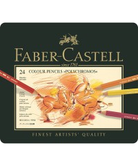 Набор цветных карандашей Faber-Castell 24 цвета
