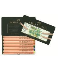 112112 Набор пастельных карандашей Faber-Castell, 12 цветов