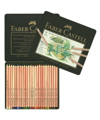 112124 Набор пастельных карандашей Faber-Castell, 24 цвета
