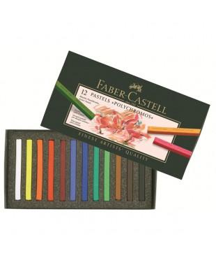 Набор пастели Faber-Castell  128512   12 цветов