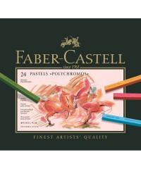 128524 Набор пастели Faber-Castell, 24 цвета