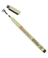 Линер-маркер для подписи PIGMA GRAPHIC 2, черный 2,0 мм, XSDK2#49