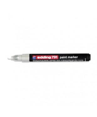 48289 Маркер paint (лак) EDDING E-791/54 серебро 1-2 мм