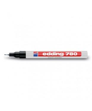 53773 Маркер paint (лак) EDDING780/49 белый, 0,8 мм