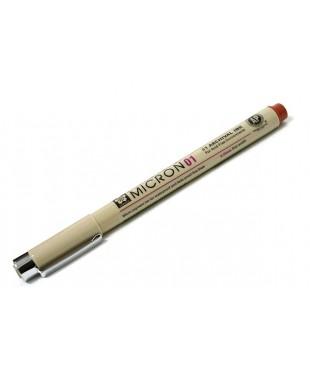 XSDK01#117 Профессиональный линер PIGMA Micron, 0,25 мм, коричневый