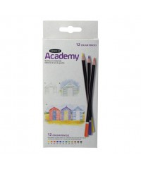 Набор цветных карандашей DERWENT, 12 цветов,  2300088