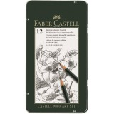 119065 Faber-Castell Карандаш чернографитовый Castell -9000