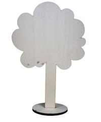 8294 Форма для декупажа, Дерево обычное, дерево