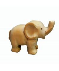 8299 Форма для декупажа, Слон (ручная работа), дерево