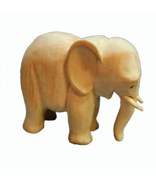 Форма для декупажа, Слон (ручная работа), дерево  8299