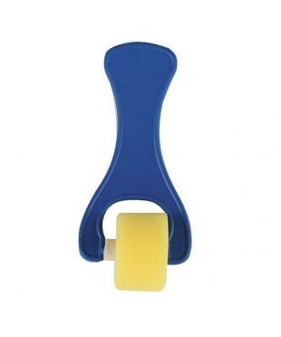 А10505-1 э Валик, поролон, 25мм,пластиковая ручка