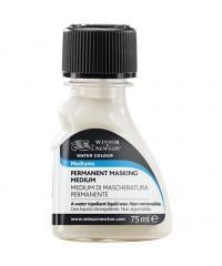 Маскирующая жидкость для акварели (Перманентное маскирующее средство-медиум),  W&N, 75 мл  3321767