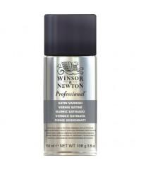 532152 Winsor&Newton Профессиональный сатиновый лак, спрей 400 мл