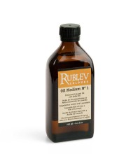 RUBLEV Oil Medium №1 250 мл