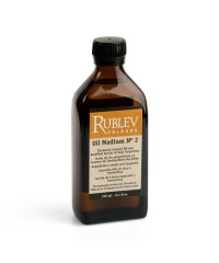 RUBLEV Oil Medium № 2,  250 мл