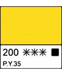 1104200 Краска маслянная МАСТЕР-КЛАСС Кадмий желтый светлый, туба 46 мл
