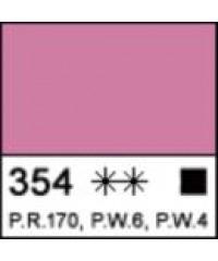 1104354 Краска маслянная МАСТЕР-КЛАСС Петербургская розовая, туба 46 мл