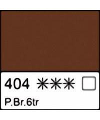 Краска масляная МАСТЕР-КЛАСС  1104404  Марс коричневый темный прозрачный, туба 46 мл