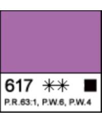 1104617 Краска масляная МАСТЕР-КЛАСС Петербургская лиловая, туба 46 мл