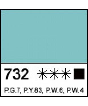 1104732 Краска маслянная МАСТЕР-КЛАСС Малахитовая светлая, туба 46 мл