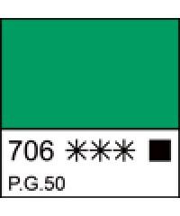 Краска темперная МАСТЕР-КЛАСС  1604706   Кобальт зеленый светлый, туба 46 мл
