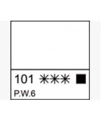 1604101 Краска темперная МАСТЕР-КЛАСС Белила титановые, туба 46 мл
