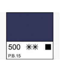 """500 Краска темперная МАСТЕР-КЛАСС Голубая """"ФЦ"""", туба 46 мл"""