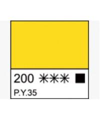 1604200 Краска темперная МАСТЕР-КЛАСС Кадмий желтый светлый, туба 46 мл