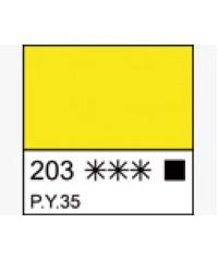 1604203 Краска темперная МАСТЕР-КЛАСС Кадмий лимонный, туба 46 мл