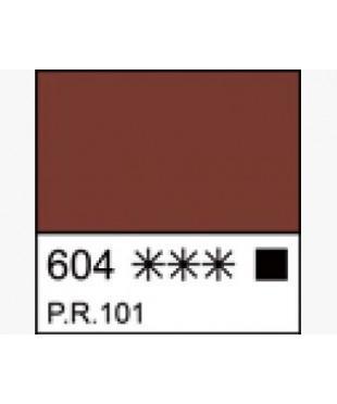 1604604 Краска темперная МАСТЕР-КЛАСС Капут-мортуум, туба 46 мл