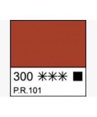 1104300 Краска маслянная МАСТЕР-КЛАСС Английская красная, туба 46 мл