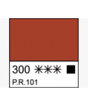 Краска масляная МАСТЕР-КЛАСС 1104300  Английская красная, туба 46 мл