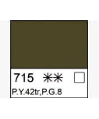 Краска масляная МАСТЕР-КЛАСС  1104715  Араратская  зеленая. туба 46 мл
