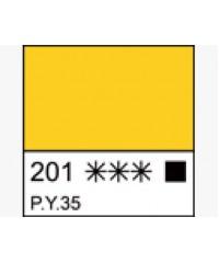 1104201 Каска маслянная МАСТЕР-КЛАСС Кадмий желтый средний, туба 46 мл