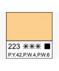 1104223 Краска маслянная МАСТЕР-КЛАСС Неаполитанская желто-палевая, туба 46 мл