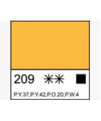 1104209 Краска маслянная МАСТЕР-КЛАСС Неаполитанская желтая, туба 46 мл