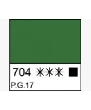 Краска масляная МАСТЕР-КЛАСС 1104704  Окись хрома, туба 46 мл