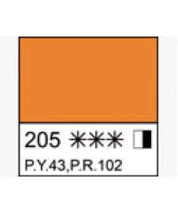 Краска масляная МАСТЕР-КЛАСС  1104205   Охра золотистая, туба 46 мл