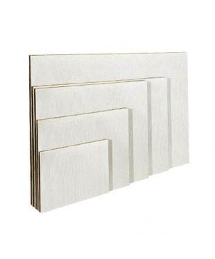 Холст на картоне 15х20 см