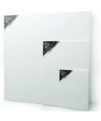 214040  Холст на подрамнике, размер 40х40 см, Малевичъ, хлопок, 380 г/м