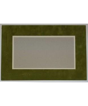 Фигурное паспарту, набор, размер 25х38 см, 800601