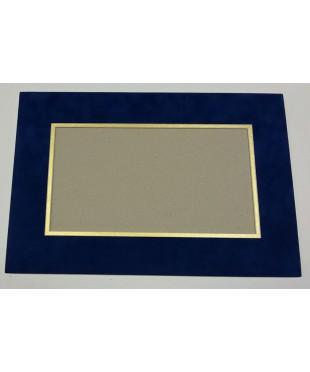 800702 Фигурное паспарту, набор, размер 26х38,5 см