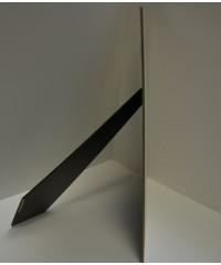 Фотозадник прямоугольный 24х30 см . ламинированный МДФ, SN