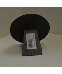 Фотозадник круглый 12 см , фиброкартон,  STC